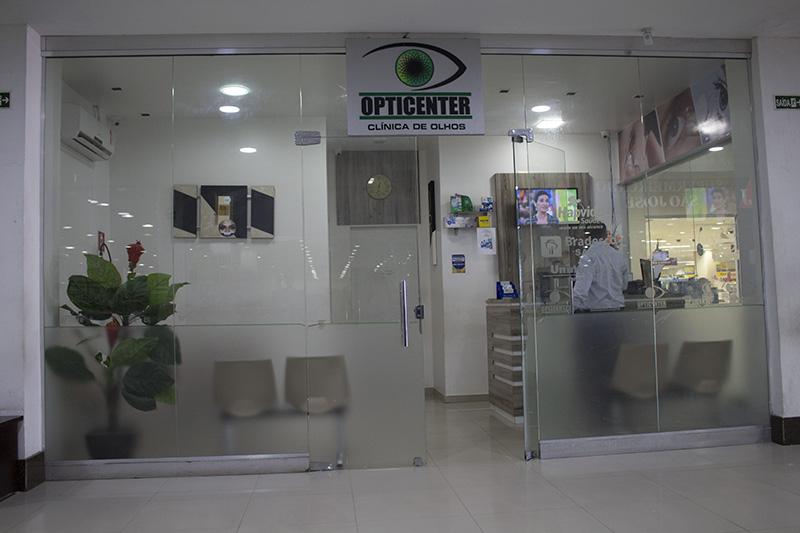 Opticenter Shopping Cidade Leste